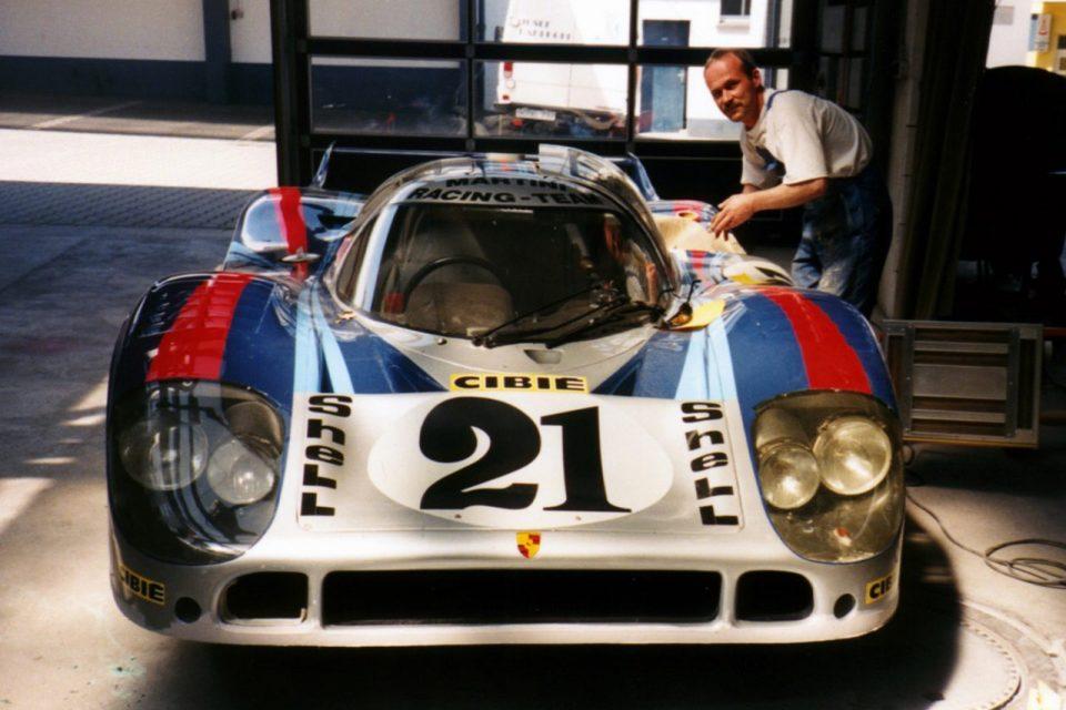 Porsche 917 Juni 97