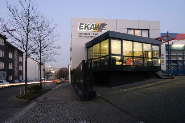 EKAWE Gebäude von außen